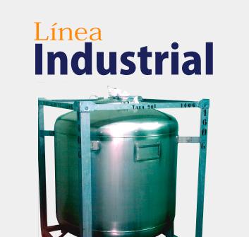 Linea industrial de huevo pasteurizado